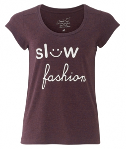 slow fashion tee
