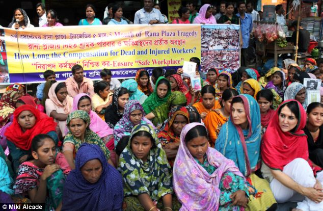 13 Months After Rana Plaza