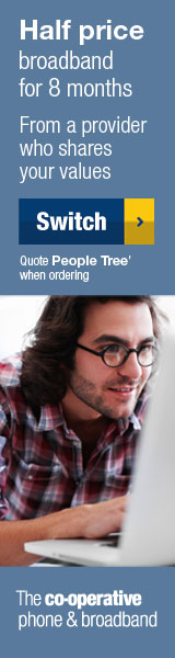 people tree offer with cooperative phone