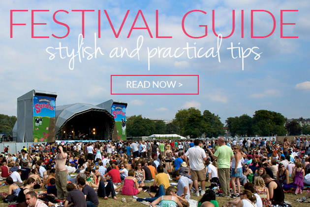 Festival Survival Guide | Stylish and Practical Tips