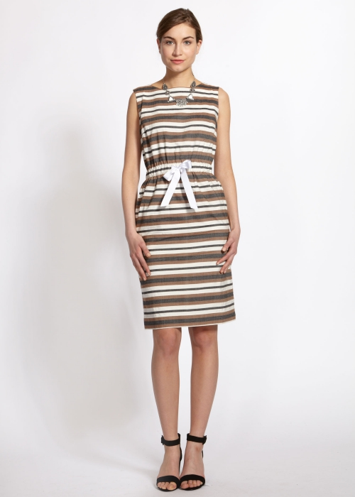 Jessica Stripe Dress, £80