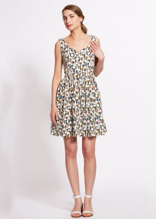 Orla Kiely Sleeveless Dress, £75