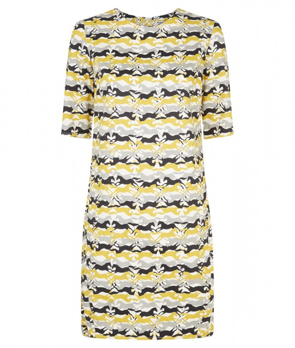 Lizzie Horse Print Dress