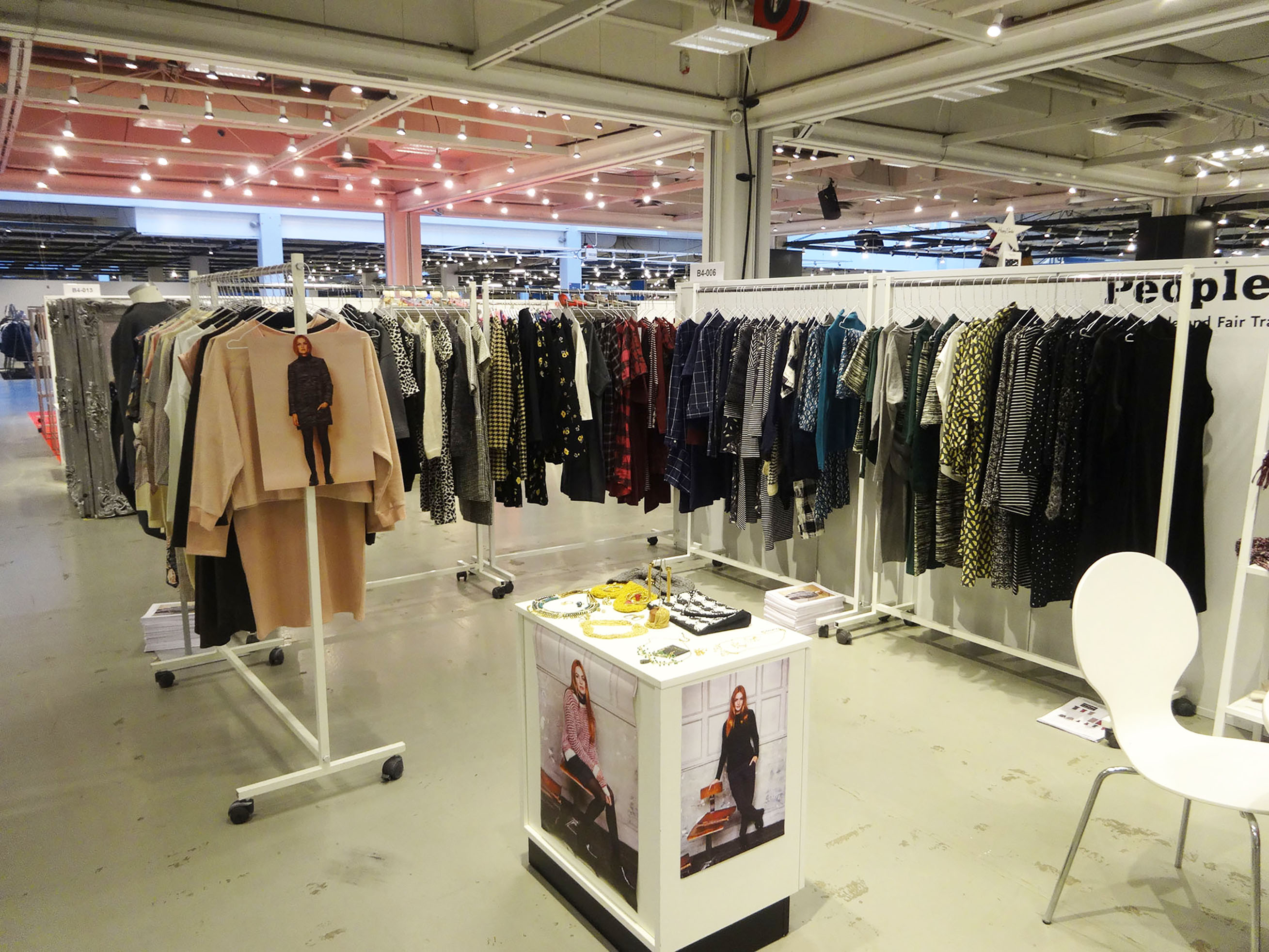 Next stop: Copenhagen International Fashion Fair
