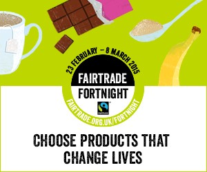 Top Five FairTrade Fortnight Events- in and around London
