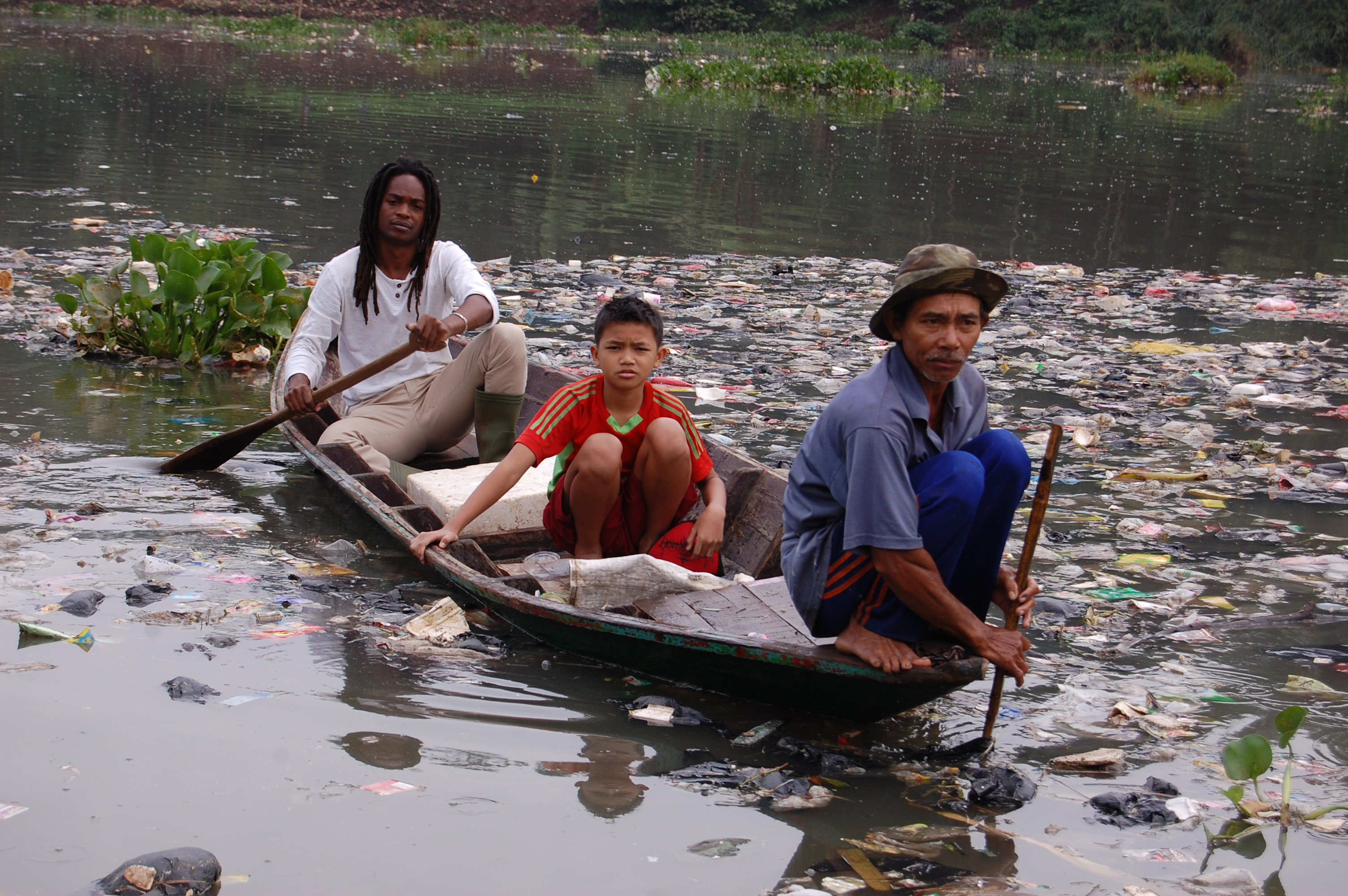 The Worlds Most Polluted River