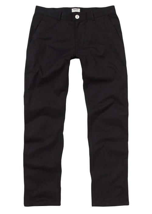 People Tree Black Ewan Trousers