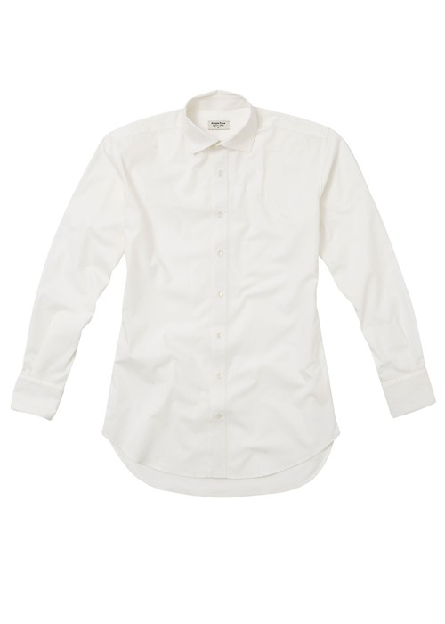 People Tree Mens Classic Shirt in Eco White