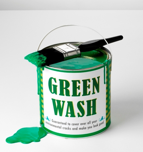 green washing, sustainability