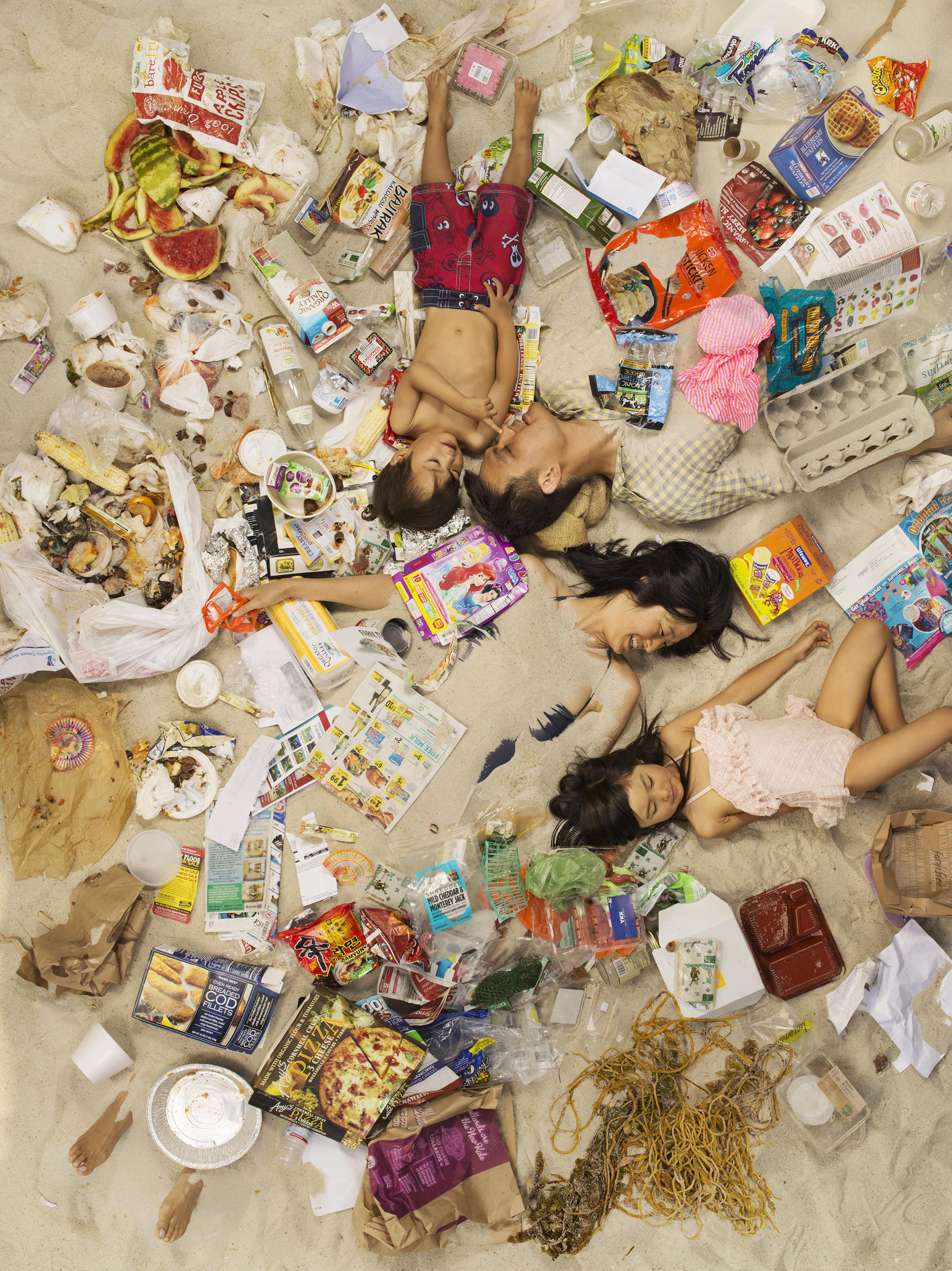 An exhibition you shouldn't miss: Scarcity Waste at Somerset House, London