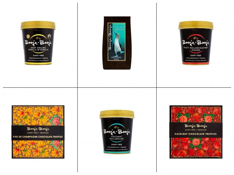 Booja Booja Products