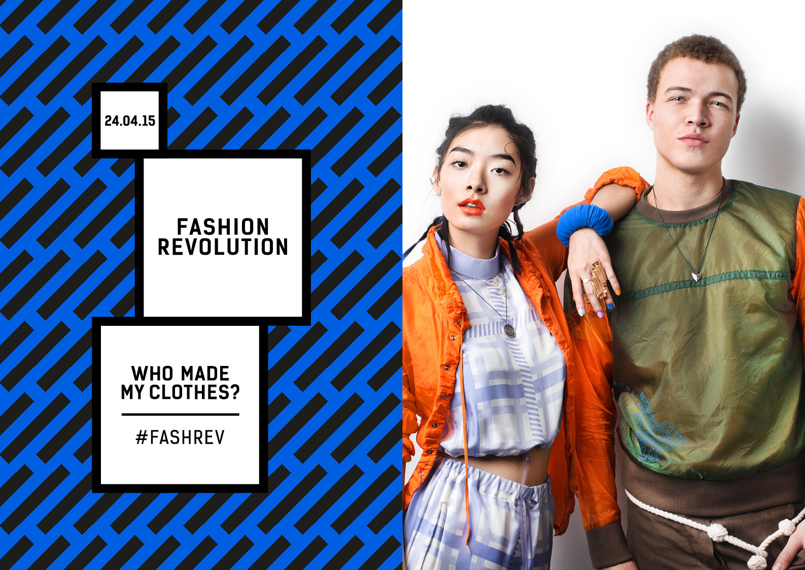 Fashion Revolution at Somerset House