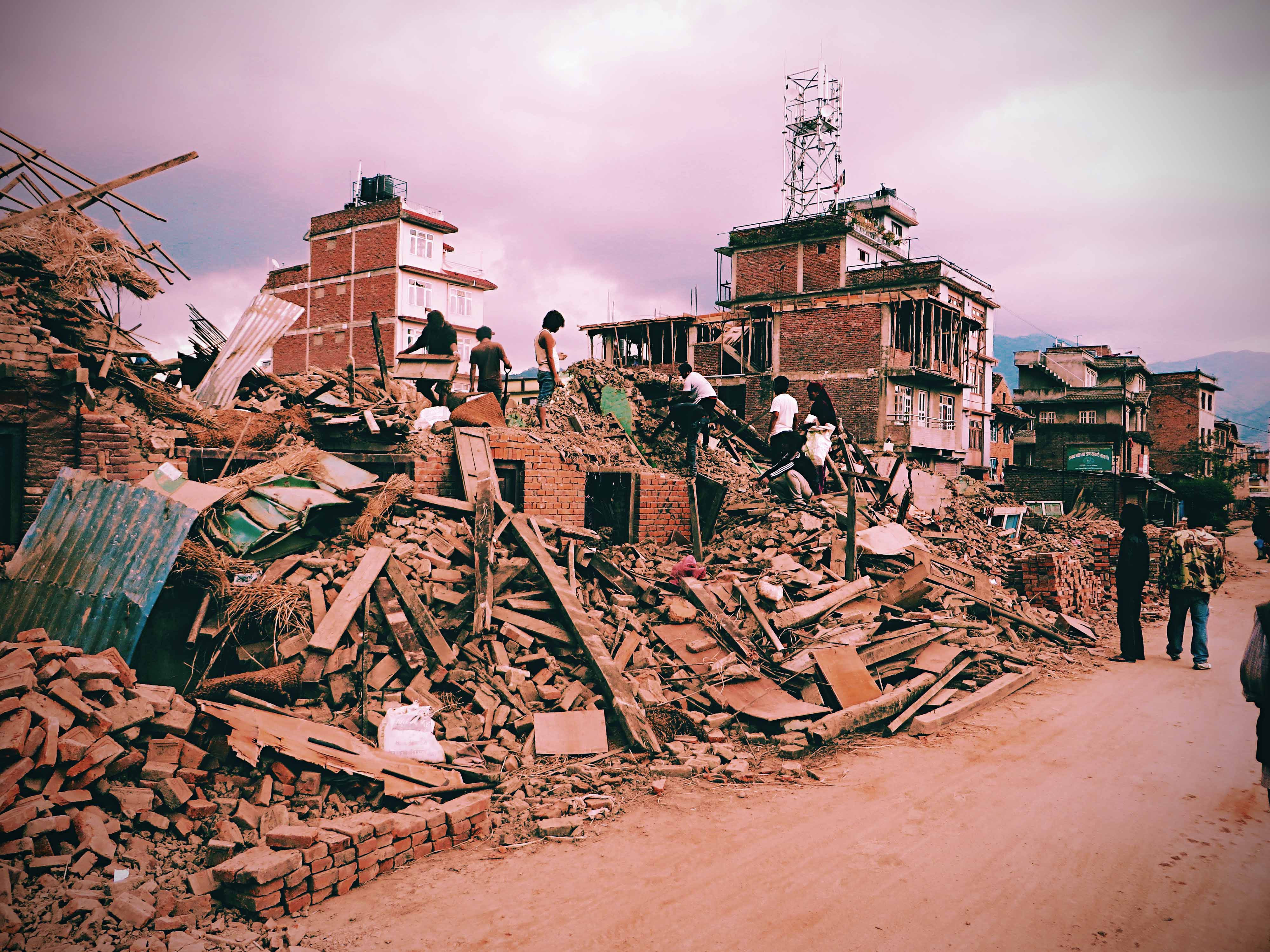 People Tree launches fundraising campaign for Nepal