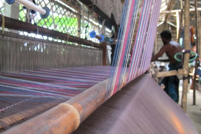 Life on the Looms: The Art of Hand Weaving