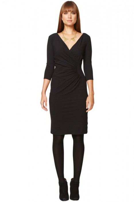 The Stella Fitted Dress