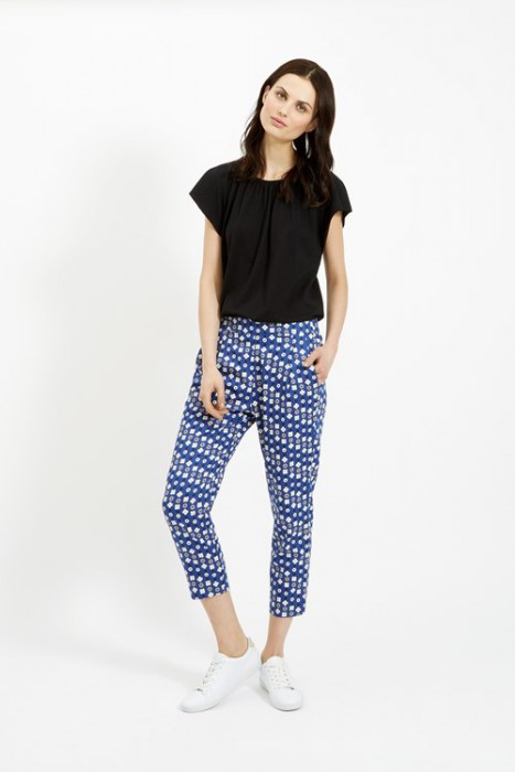 Frances Printed Trousers