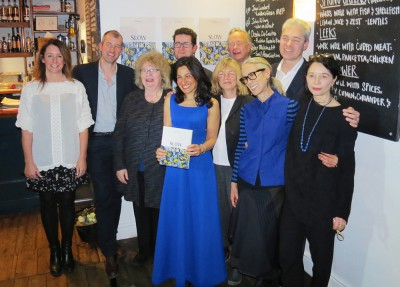 Slow Fashion Book Launch at the Duke of Cambridge