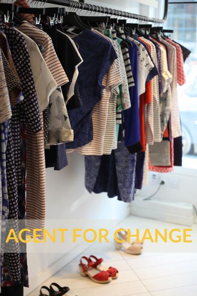 Be an Agent for Change: 69b Boutique
