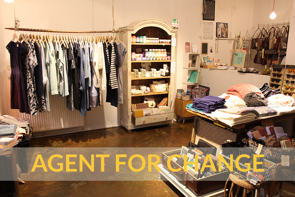 Be an Agent for Change: DearGoods