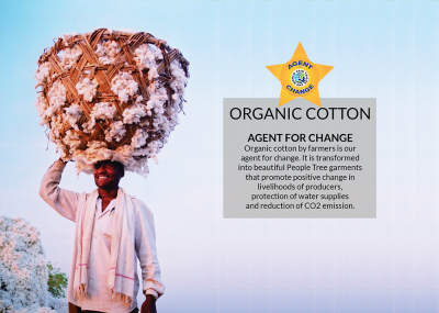 People Tree Celebrates Agents for Change on World Fair Trade Day