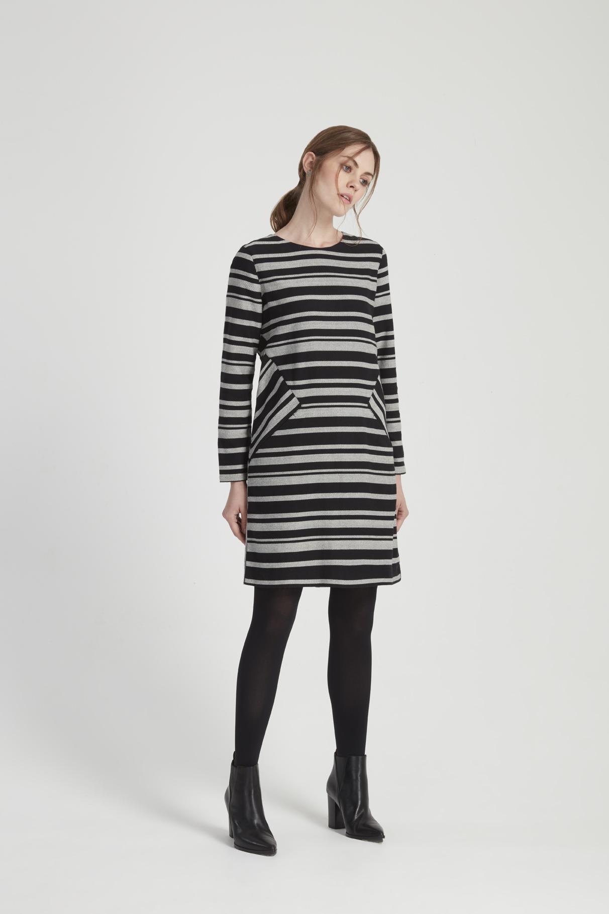 Rita Stripe Dress